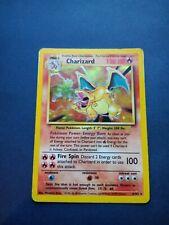 Pokémon  Charizard Base set #m