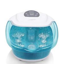 Maxkare masajeador Spa para Pies/baño con burbujas y C(lago verde)