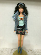 Barbie Fashion Fever Kira Lea Asian Doll Modern Trends Collection Rare