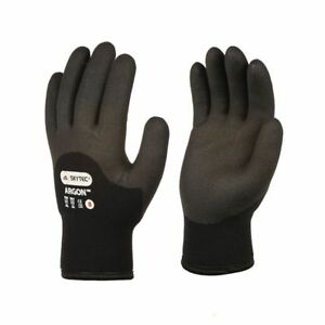 SKYTEC Argon Insulated Thermal Waterproof Cold Winter Warm Work Gloves -50 C