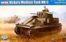Hobbyboss 1:35 Vickers Mk.II Medium Tank Model Kit