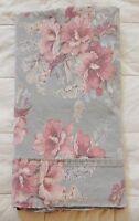 Ralph Lauren SHETLAND MANOR KING FLAT Sheet Floral on Sage Green