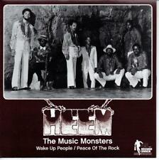 HEEM THE MUSIC MONSTERS Wake Up People / Peace Of The Rock NEW FUNK 45 RS45043