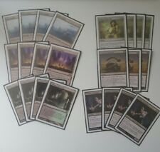 MTG Magic COMPLETE NM/M ALTERED Legacy 'Turbo Depths' Deck