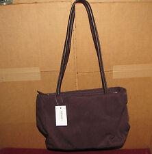 Desmo Brown Nylon Shoulder Bag Italy 093ef4b1db283