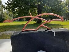 "💥 2004 FIREBIKES 26"" CUSTOM Beach Cruiser Stretched Bicycle Frame BMX Chopper"