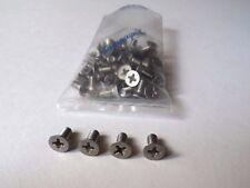 *NOS Vintage 1980s Campagnolo C-Record aero pedal toe clip mounting screws (x4)*