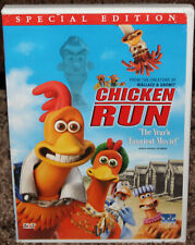 Chicken Run - widescreen - Dvd - (2000) - dreamworks