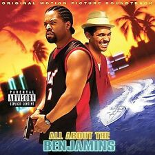 New: Various Artists: All About the Benjamins Soundtrack Audio Cassette