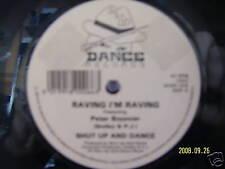 Peter Bouncer - Raving I´m raving     Extrem - Rare 45