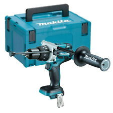 Perceuse visseuse à percussion DHP481Z MAKITA 18V, 60 /125 Nm coffret MAKPAC 3