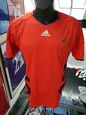 maillot jersey camiseta trikot maglia France 2004 zidane wiltord worn porté M
