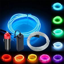 5m Ambientebeleuchtung Lichtleiste Lichtschlauch Neonlicht 3V/12V Auto Neon Flex