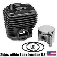 Cylinder Piston Kit Fits Stihl Ts400 Concrete Saw 49mm Rings Pn 4223 020 1200