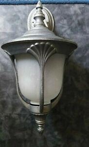 Kichler vintage Pew weter outdoor wall lamp