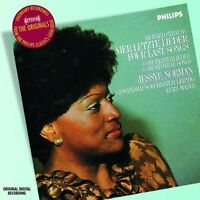 Jessye Norman - Richard Strauss: Four Last Songs  (DECCA The Originals) [CD]