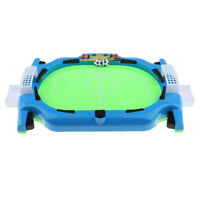 Mini Table Finger Soccer Game with 2 Balls Portable Sport Toy for Kids Child