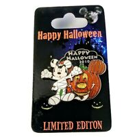 Disney Mummy Mickey Happy Halloween 2010 Pin Limited Edition