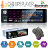 4,1 Zoll 1 DIN Touchscreen Auto Stereo-MP5 Player RDS AM FM Radio BT USB TF AUX