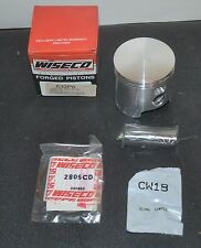 WISECO 633M07200 72.00MM 2.25MM OVERBORE FORGED PISTON POLARIS 750 SL750 SLT750