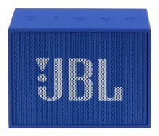 JBL Go Bluetooth Lautsprecher Musik-Box kabellos Akku Lautsprecher, Blau