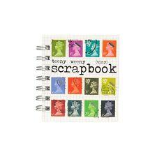 Teeny Weeny (tiny) Scrapbook Mini pocket notebook Small Handbag Journal pad New