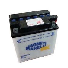 BATTERIA YB10L-B PIAGGIO 500 BEVERLY 2002 2003 2004 2005 MAGNETI MARELLI
