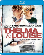 SARANDON,SUSAN-THELMA AND LOUISE (20TH ANNIVERSARY)  Blu-Ray NEW