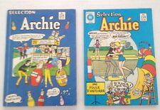 sélection archie # 224,228  éditions héritage
