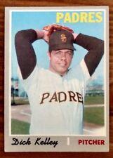 1970 Topps #474 Dick Kelley San Diego Padres