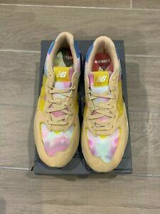 New Balance x Atmos 57/40 'Canary Yellow' Sneakers Men's Size 12