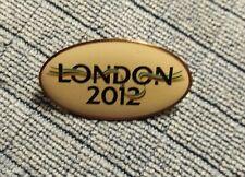 Olímpicos de Londres 2012 Raro/Paralímpicos Londres puja Pin Insignia Pin Insignia