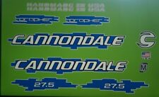 Custom Decal Sticker Set Cannondale Prophet or Other Models