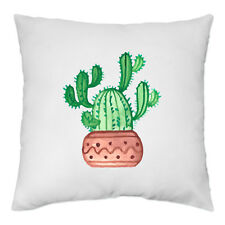 Housse de Coussin 40 x 40 cm - Cactus mexicain - Yonacrea