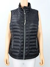 Tommy Hilfiger Sport women's Quilted Down Vest Black size XLarge