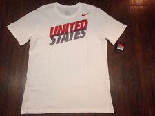 Authentic Nike United States Soccer Jersey Shirt Large L US USA USMNT