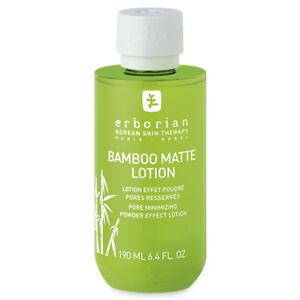 Erborian BAMBOO MATTE LOTION 190ml / 6.4 fl.oz