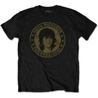 Rolling Stones: 'Keith For President' Vintage Style T-Shirt *Official Merch*