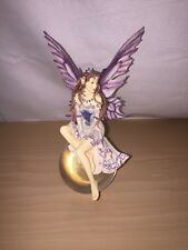 Nene Thomas Purple Lace Bubble Fairy NT124 Retired