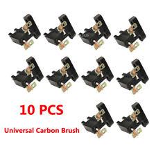10Pcs Universal Carbon Brush F Honda Powermate Kawasaki4KW 5KW 7KW Generator AVR