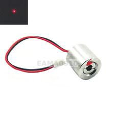 1pcs LD 2.5V 650nm 100mw Red Dot Laser Diode Module Industry laser light 18x18mm