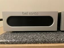Bel Canto Ref500M Mono Block Amplifiers, Mint Condition!