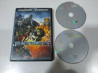 Transformers 1 y 2 La Venganza de los Caidos - DVD Español - 1T