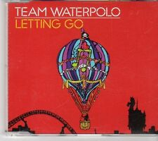 (EW782) Team Waterpolo, Letting Go - 2009 CD