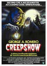 Creepshow Cartel 05 A4 10x8 impresión fotográfica
