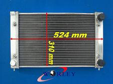 2 ROW ALUMINUM ALLOY RADIATOR VW GOLF GTI MK2 16V 1986-1992