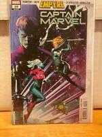 Captain Marvel 19 (Marvel Comics 2020) 1st Print Cover NM Condition