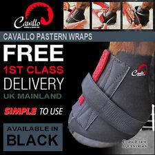 Cavallo PASTERN WRAPS Extra Simple Sport Trek Boot Hoof Protection Soft Comfort