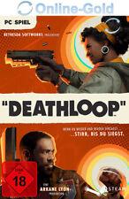 Deathloop Key - PC Steam Spiel Download Code 2021 - DE/EU