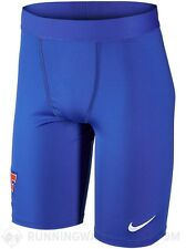 New Nike Men's L Florida Gators Digital Race Day Half Tight Shorts Blue MSRP $45